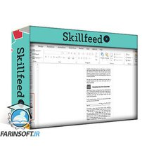 دانلود Skillshare Designing Low-Content Books [Journals, Planners & Workbooks] in PowerPoint